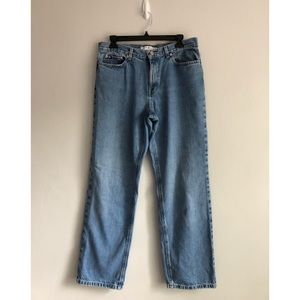 Vintage Tommy Hilfiger High Rise Mom Jeans